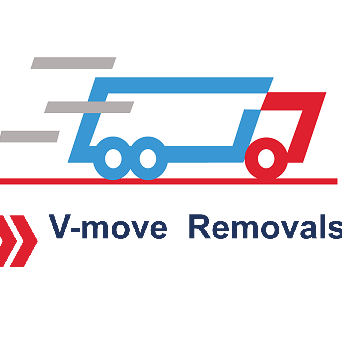 Partner V-move Removals Logo